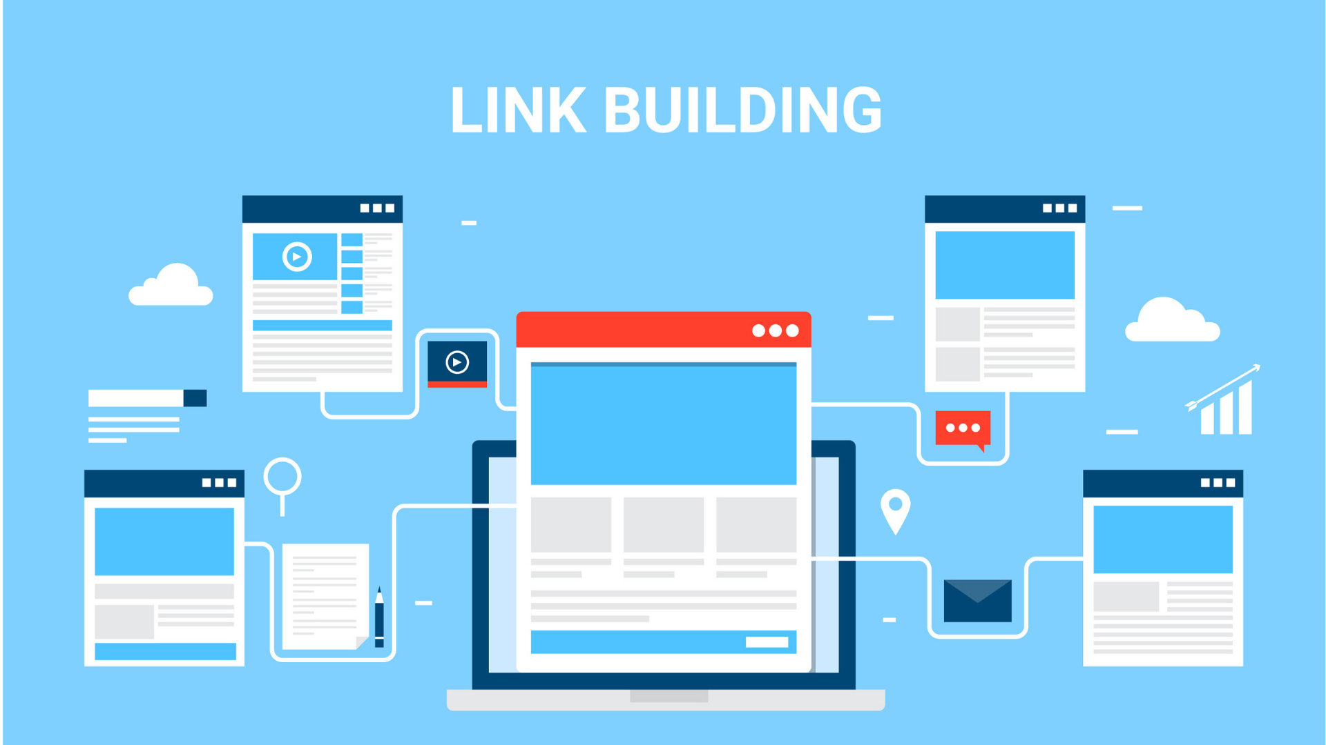 Building Links with Great Content