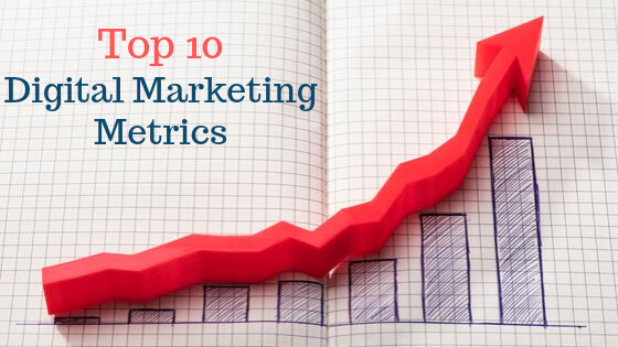 10 Digital Marketing Metrics