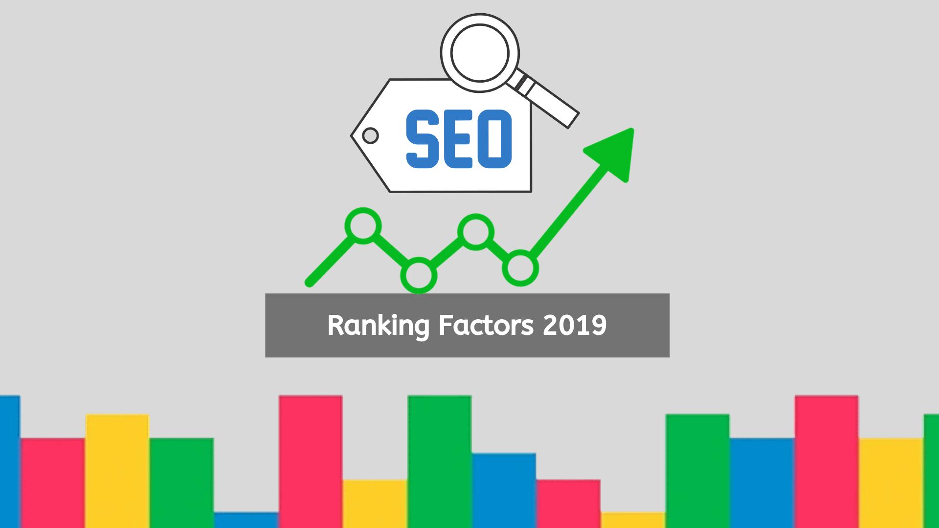 seo ranking factors 2019