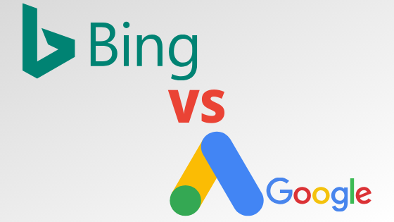 bing ads vs google ads | DigiDir