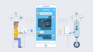 chatbot Keeps up your small business and running