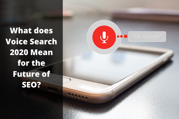 voice search 2020