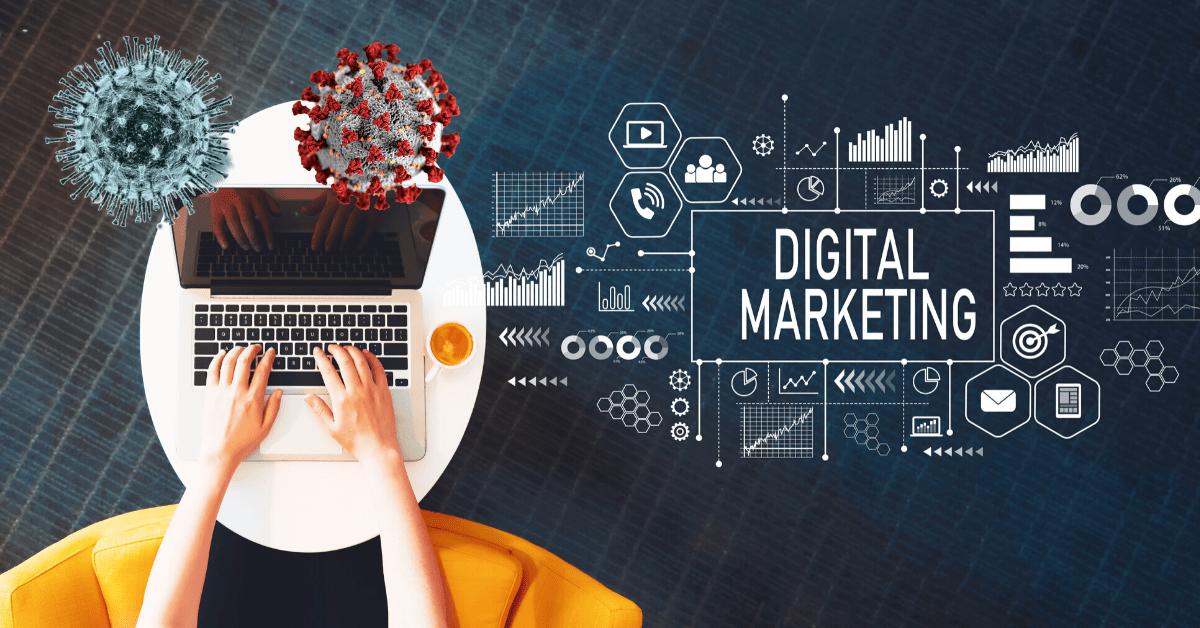 digital marketing during coronavirus crisis