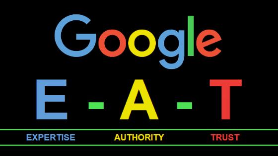 Google EAT Score   DigiDir