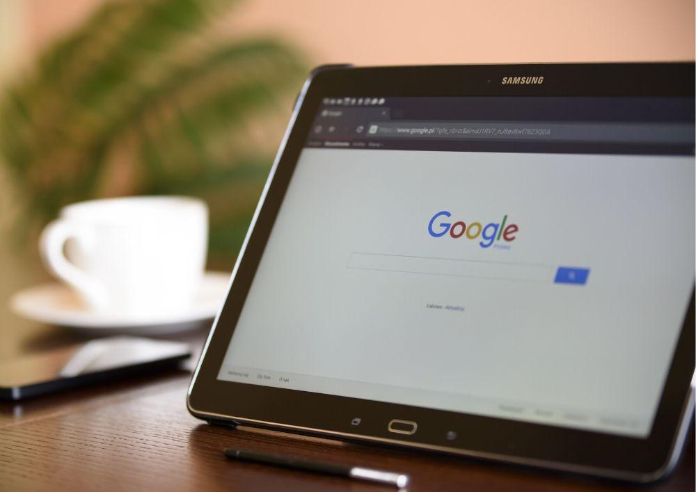 online presence on google