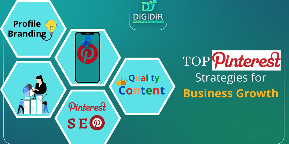 Pinterest for Business - DigiDir