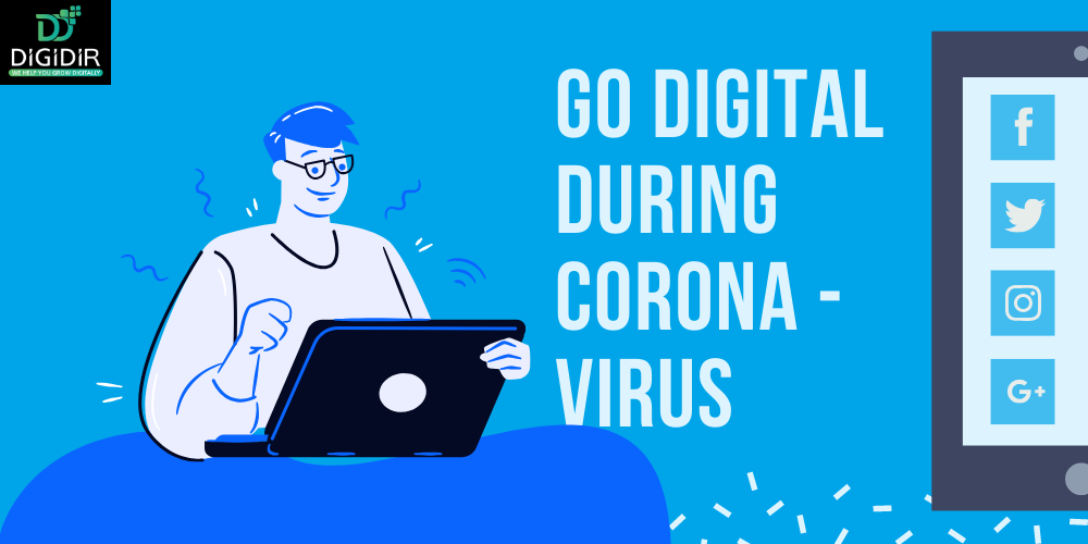 Go digital during coronavirus | DigiDir