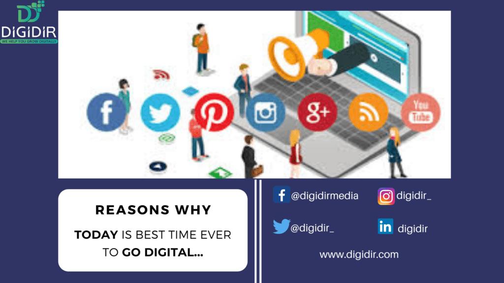 Digital Marketing services   DigiDir