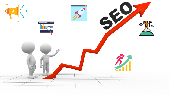 5 key benefits of SEO